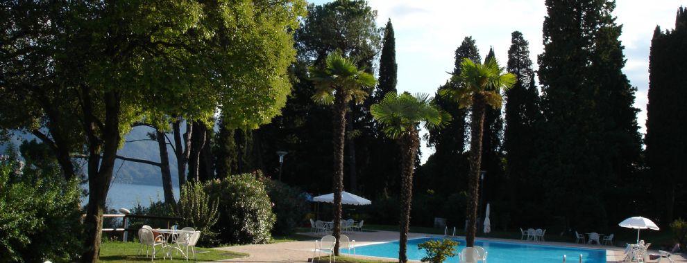 Residence Pascià 4-Zimmer-Wohnung mit Terrasse und seeblick