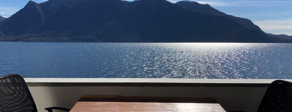 Schönes Apartment in der Ortschaft Ghiffa, direkt am See