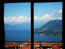 Stresa a Magognino appartamento bilocale, terrazzo e vista lago.