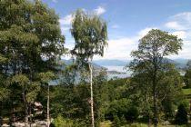 Appartamento a Levo immerso nel verde con vista lago