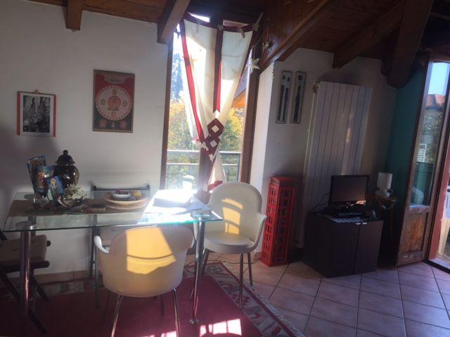 Appartamento bilocale ultimo piano con balcone