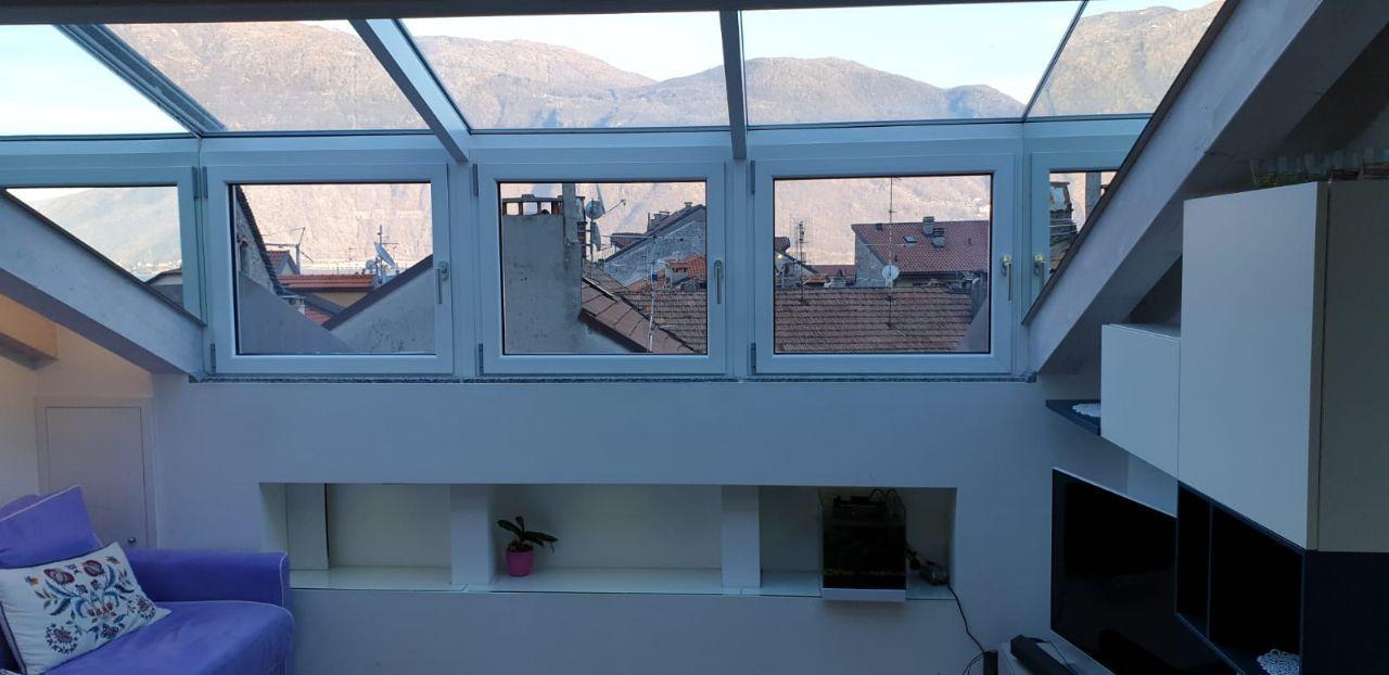 Cannobio appartamento con terrazzo