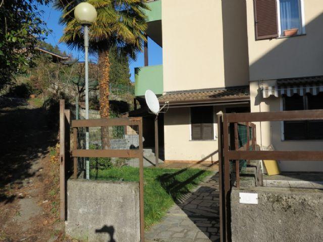 Ghiffa appartamento di due locali con giardino privato - Appartamento con giardino privato ...