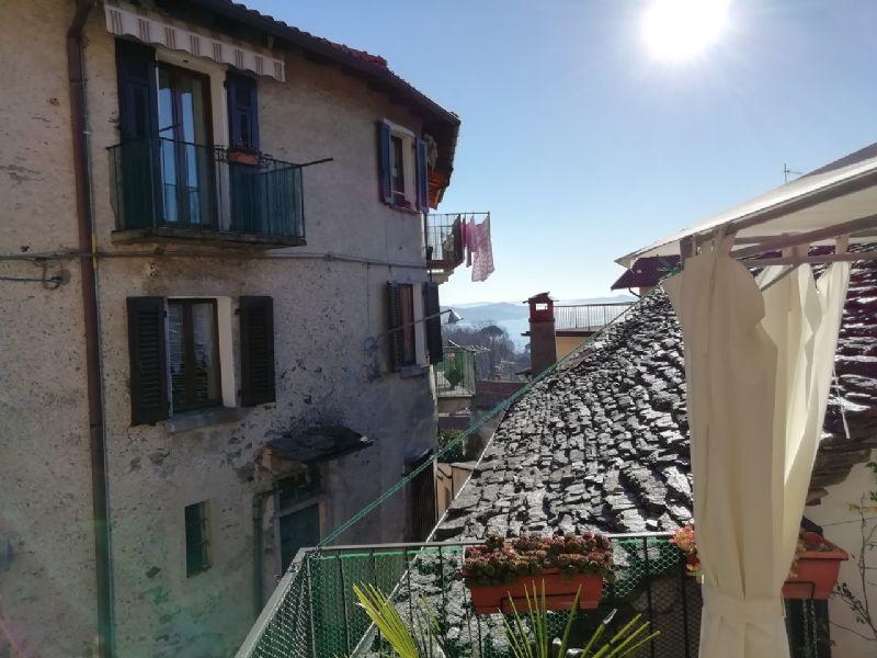 Appartamento trilocale vista lago Carpiano Ghiffa