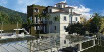 Appartamento a Meina in Villa d`epoca con piscina
