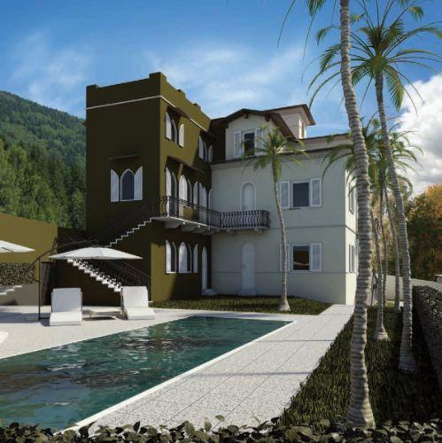 appartamento bilocale a meina sul lago maggiore in