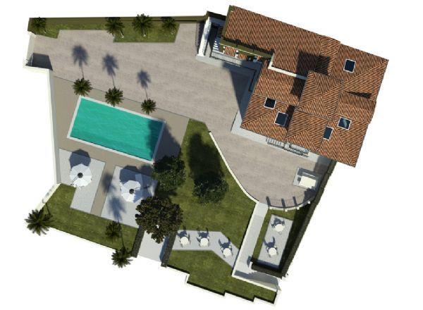 Appartamento Villa Epoca Cavandone Piscina