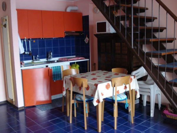 Oggebbio appartamento monacale con terrazzo