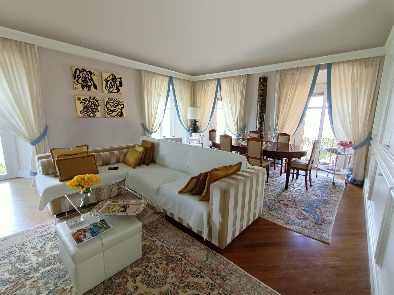 Appartamento a Pallanza vista lago in palazzo storico