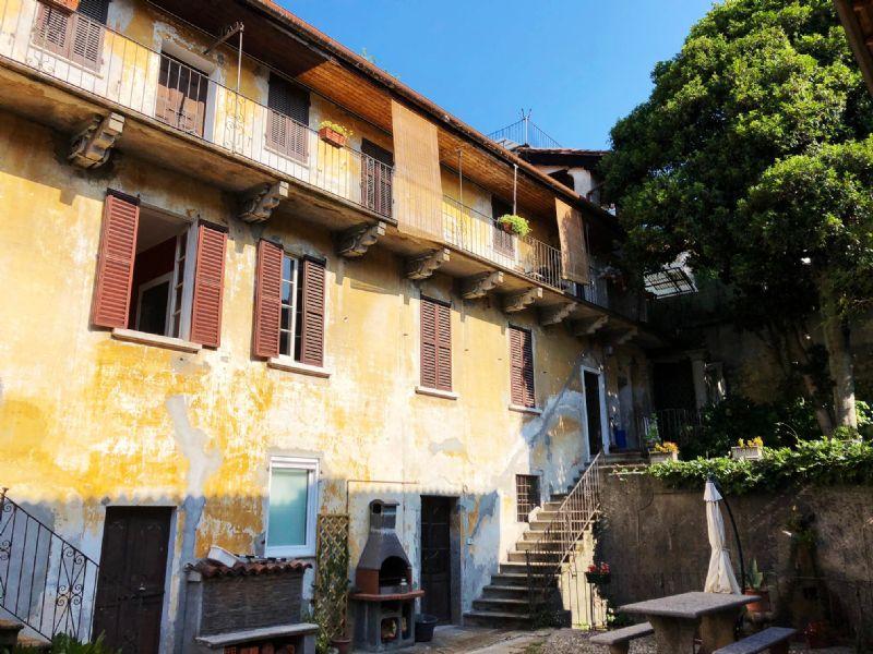 Appartamento caratteristico nel centro di Suna