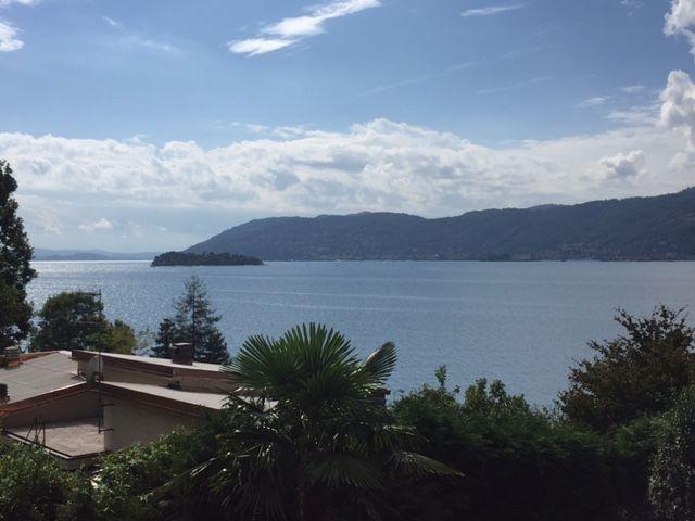 Appartamento trilocale vista lago a Suna