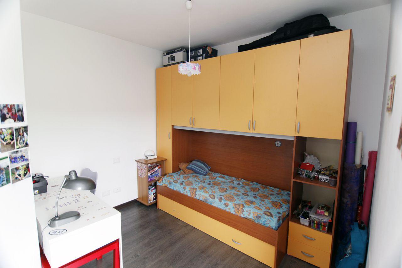 Appartamento di tre locali in casa bifamiliare