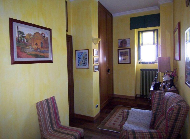 Appartamento in villa con vista lago