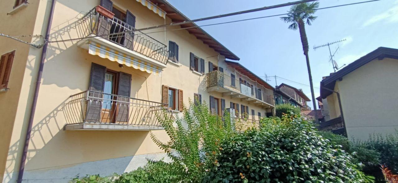 Oggebbio Typisches Dorfhaus mit Seeblick teilweise restauriert