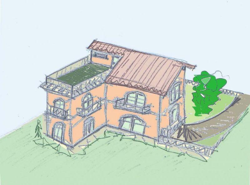 Terreno edificabile per la realizzazione di villette indipendenti