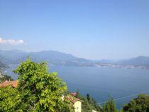Oggebbio nella prima collina terreno edificabile con vista lago.