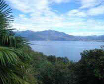 Oggebbio vendesi terreno edificabile di 1290 mq vista lago