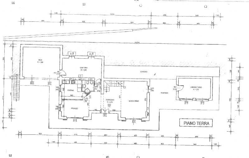 Pallanza vendesi terreno con progetto approvato per for Incredibili case a un piano