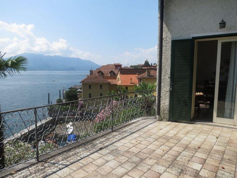 Villa Cannero Riviera con grande giardino terrazzato