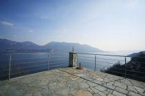 Oggebbio villa vista lago 190mq con piscina