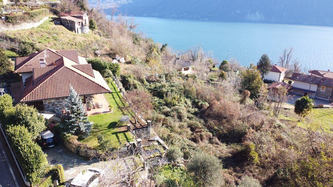 Splendida villa con giardino e magnifica vista a Ghiffa