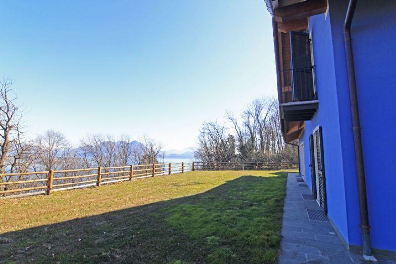 Villa con piscina nelle alture di Baveno vista lago
