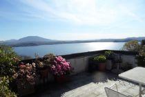 Belgirate casa semindipendente vista lago Maggiore.