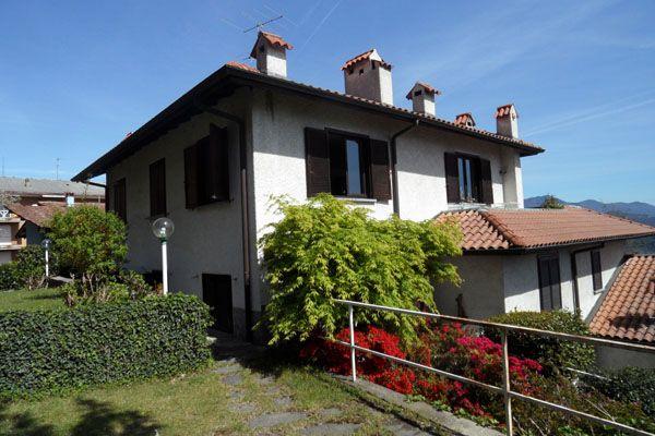 Belgirate casa semindipendente vista lago maggiore for Lago maggiore casa