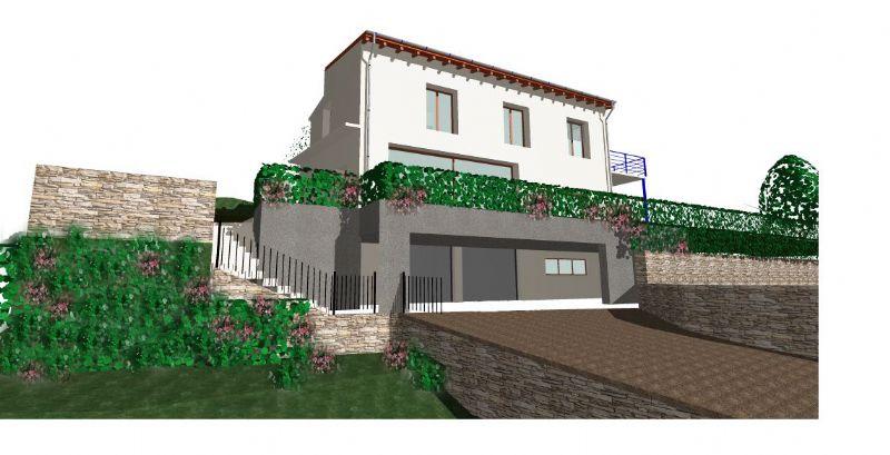 Appartamenti affitto lago maggiore immobiliare ghioni maila for Piani di casa contemporanea in collina