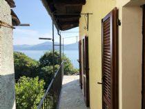 Casa finemente ristrutturata con vista lago ad Oggebbio