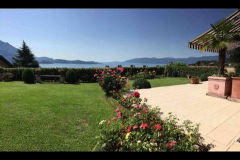 Ghiffa Haus mit wunderbar Blick auf den See